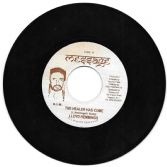 SALE ITEM - ORIGINAL PRESS: Lloyd Hemmings - The Healer Has Come / dub (Message) JA 7""
